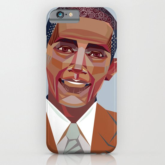 Barack Obama iPhone & iPod Case