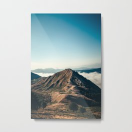 Mountains in the background XXII Metal Print