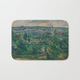 Landscape from Jas de Bouffan Bath Mat