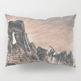 Utah #1 (Left) Pillow Sham