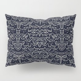 Wave of Cats Pillow Sham