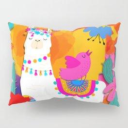 Fiesta Llama Pillow Sham