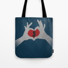 I  Heart NJ Tote Bag
