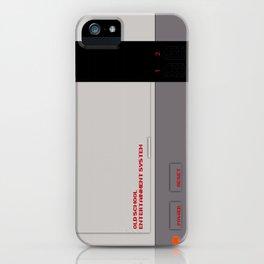 NES-001 iPhone Case