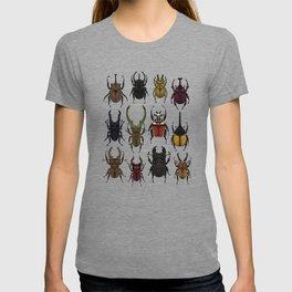 Large Beetles T-shirt