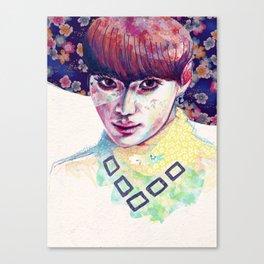 Taemin Everybody Canvas Print