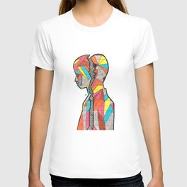 See beneath your beautiful T-shirt