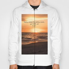 You Are My Sunset Hoody