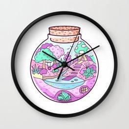 Pocket Fairyland Wall Clock