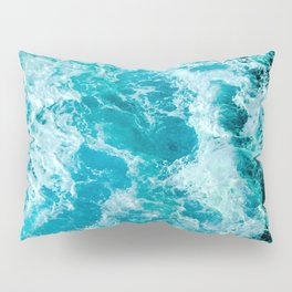 Sea Me Waving Pillow Sham