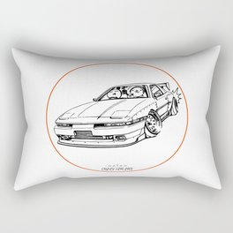 Crazy Car Art 0214 Rectangular Pillow