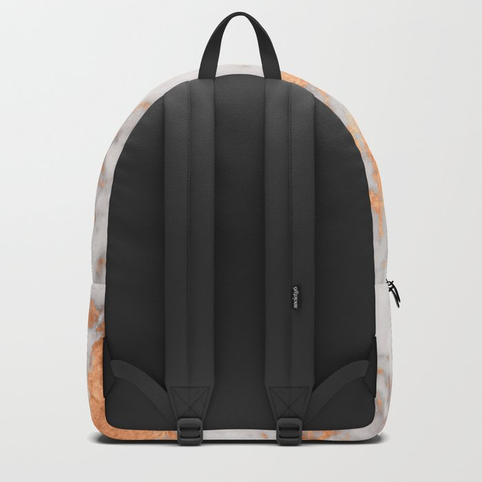 Copper Marble Backpack