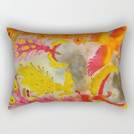Family Phoenix Rectangular Pillow