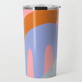Retro Remix Travel Mug