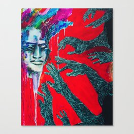 In My Dreams Canvas Print