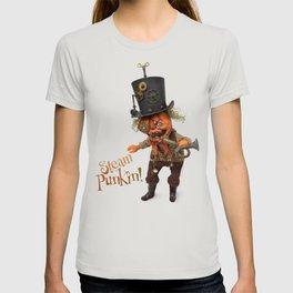 Rucus Studio Steam Punkin  T-shirt