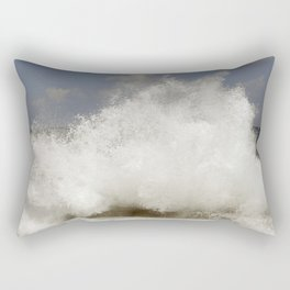 Splash! Rectangular Pillow