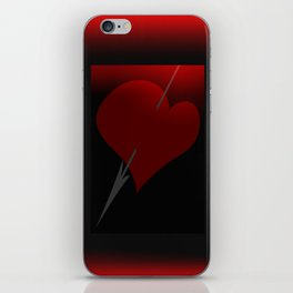CUORE iPhone Skin