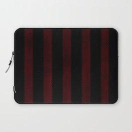 Gothic Stripes III Laptop Sleeve