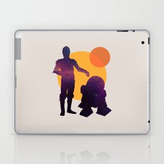 Star Wars BFF Laptop & iPad Skin