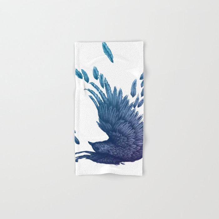 Midnight Falling Hand & Bath Towel