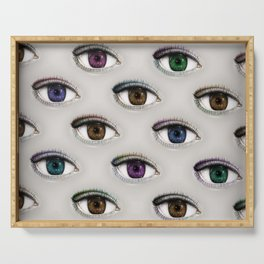 I ONLY HAVE EYES FOR YOU Serving Tray