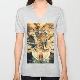 Sighting of Seraphims Unisex V-Neck