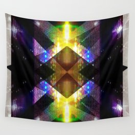 Cosmic and Latte Induced:Neverland Wall Tapestry