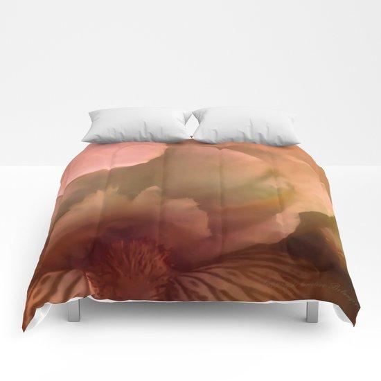 Subtle glow Comforters