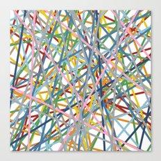 Kerplunk Extended Canvas Print