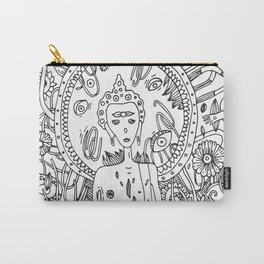 My Buddha Carry-All Pouch