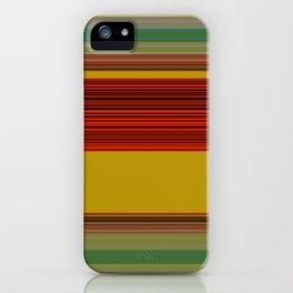 RHAPSODY IN RED iPhone Case