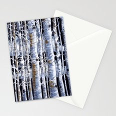 Birch Slap Stationery Cards