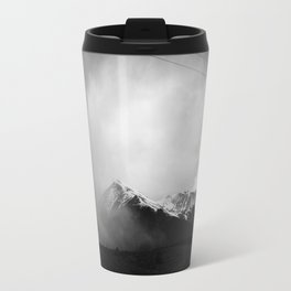 Faded Days At The Top Of The World Travel Mug