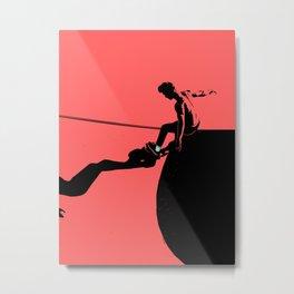 S. K. 04 Metal Print