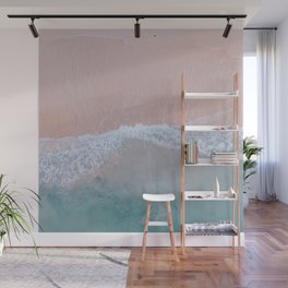 Pink Sands Wall Mural