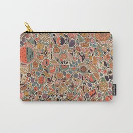 Fruits Chart Carry-All Pouch