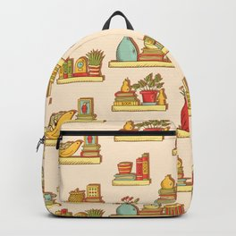 Interior shelves Backpack