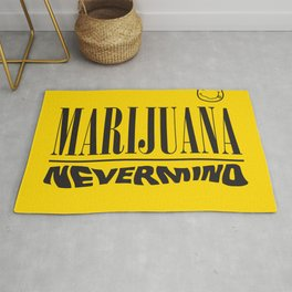 Marijuana nirvana Rug