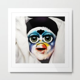Furby ARTPOP - Applause Metal Print