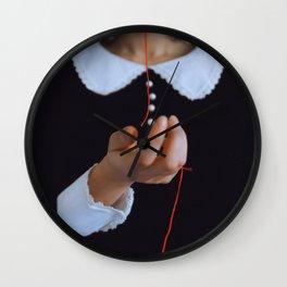 i don't need you Wall Clock
