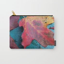 WithrowLeaves Carry-All Pouch