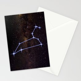 Leo Stationery Cards