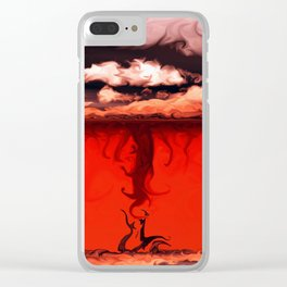 Mars Clear iPhone Case