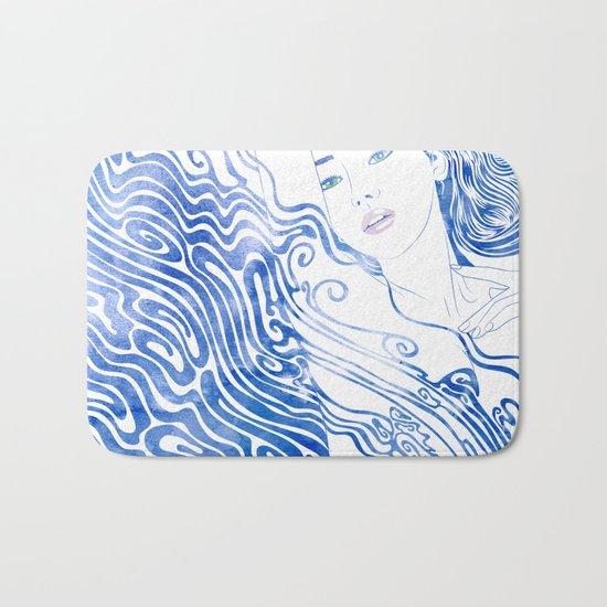Water Nymph LXXVIII Bath Mat