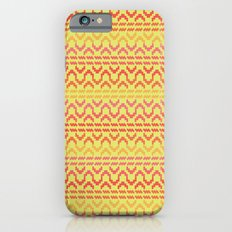 AZTEC pattern 1-1 iPhone 6s Slim Case