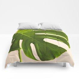 Verdure #9 Comforters