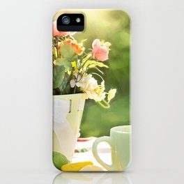 cake color cup iPhone Case