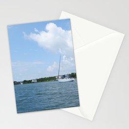 Ocracoke Island Silver Lake Stationery Cards