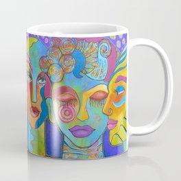 All the colors I am inside Coffee Mug